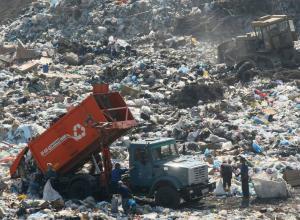 Бытовые отходы и мусор с КМВ хотят свозить под Ставрополь