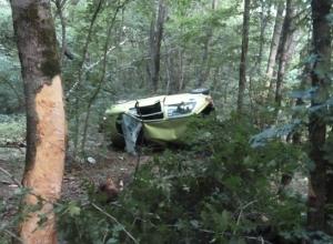 В ДТП вблизи Ставрополя автомобиль врезался в дерево: погиб мужчина