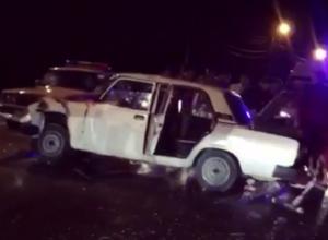 Серьезная авария с пострадавшими произошла на опасном перекрестке около Пятигорска