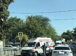 Беременная девушка попала в реанимацию после серьезного ДТП в Ставрополе, - очевидцы