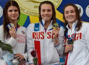 Ставропольчанка Екатерина Томашевская выиграла две медали на Кубке Владимира Сальникова