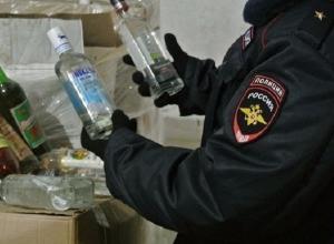 Торговавшая «паленой» водкой женщина покусала полицейского на Ставрополье