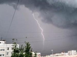 Ливень с градом и шквалистым ветром накроет Ставрополье в ближайшие часы
