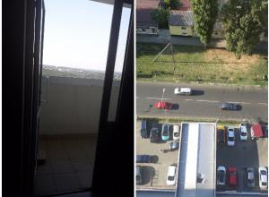 Дорога в облака: кадры балкона на 17-ом этаже здания «Европарка» в Ставрополе