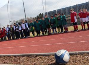 Первый в крае турнир по регби прошел в Кисловодске