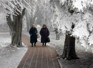 Мороз и ледяной ветер установятся в воскресенье на Ставрополье