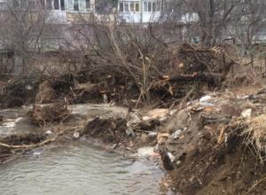 Люди остались без воды при строительстве дома в Ессентуках