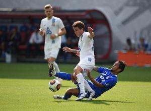 «Динамо» уступило лидеру группы команде «Армавир» на стадионе в Ставрополе