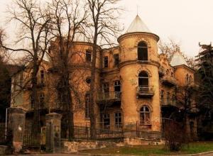 «Дом Эльзы» Пятигорска попал в топ мистических особняков России