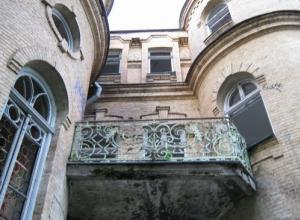 В доме с привидениями переночевал ставропольский блогер-экстремал