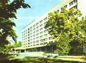 Прежде и теперь: как теперь выглядит бывшая гостиница «Турист» в Ставрополе