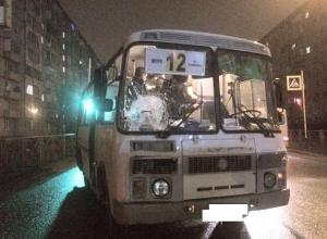 С разрывом легкого забрали в больницу подростка после ДТП с автобусом в Ставрополе