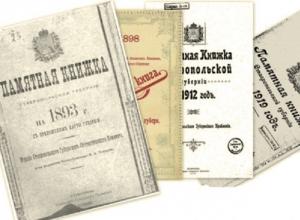 Календарь Ставрополя: в этот день была открыта губернская типография в Ставрополе