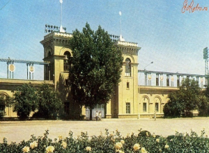 Вековая история стадиона «Динамо» в Ставрополе