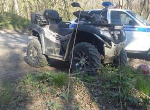 Шлем спас от смерти в ДТП пассажирку снегоболотохода на Ставрополье