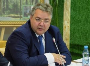 Оставить водный налог в регионах предложил в Госдуме губернатор Ставрополья Владимир Владимиров