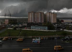 Сильные ливни с грозой и градом будут бушевать на Ставрополье до среды