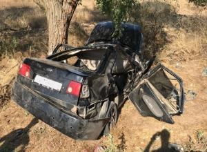 Езда наперегонки с другом закончилась гибелью для молодого водителя «Черри» на Ставрополье