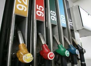 Цена на бензин выросла за год на 4% в Ставропольском крае