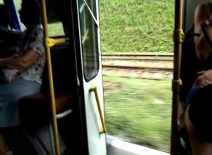 Из-за незакрытой двери полуторагодовалая девочка выпала из автобуса на Ставрополье