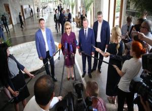 Матвиенко возмутилась, что кисловодская филармония не хочет брать федеральные деньги