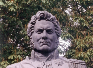 Памятник генералу А.П. Ермолову почти 20 лет стоит в Ставрополе