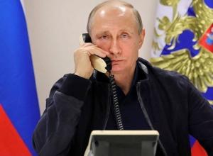В последний момент Владимир Путин отменил свой визит в Ставрополь