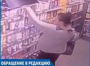 Женщина украла из магазина несколько пачек шампуней в Ставрополе