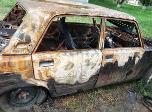 Мужчина поджёг машину, чтобы насолить неприятелю на Ставрополье