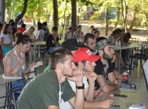 Рассказы о смерти: участникам форума «Машук» показали ужасающие кадры с места страшной аварии на Ставрополье, в которой погибли 9 человек