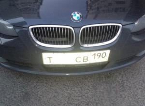 Ставропольцы активно замазывают грязью номера своих автомобилей, - ГИБДД
