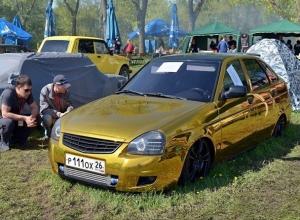 «Приоры» и «Гранты» посоветовали надежно прятать их владельцам в Пятигорске