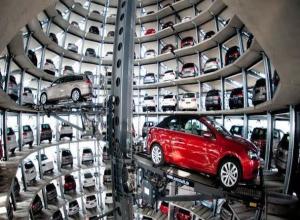 Более 9 тысяч новых автомобилей купили ставропольчане в этом году