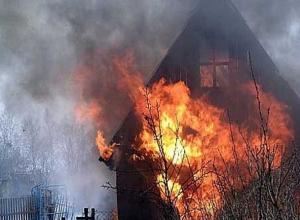 Молодой мужчина сгорел заживо в доме под Невинномысском