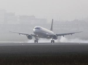 Экстренную посадку в аэропорту МинВод совершил самолёт из Москвы