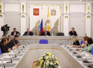 Депутаты краевой Думы отчитались о доходах: самый богатый - Алексей Завгороднев
