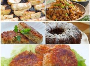 Топ-5 потрясающе простых и вкусных блюд в Великий пост