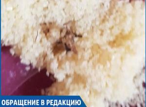 Мертвую моль обнаружила в пачке манной крупы жительница Ставрополя