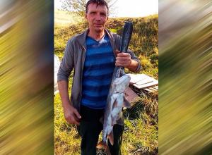 Веслоносые рыбы водятся в пруду на Ставрополье