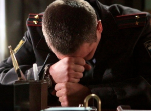 30-летний полицейский совершил суицид в собственном кабинете на Ставрополье