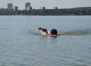 В Невинномысске утонул мужчина, пытавшийся переплыть пруд