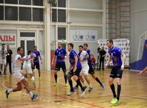 Ставропольские гандболисты впервые в истории вышли в 1/8 финала европейского Кубка Вызова