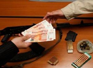 Хитрый начальник ДОСААФ получил более ста тысяч рублей за продление лицензии на оружие на Ставрополье