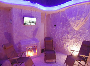 Лечебную комнату из соли выставили на продажу в Ставрополе