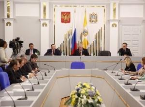 Прелести и достижения Ставропольского края продемонстрируют депутатам Госдумы