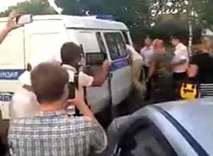 Силовики разогнали массовую голодовку членов КПРФ на Ставрополье