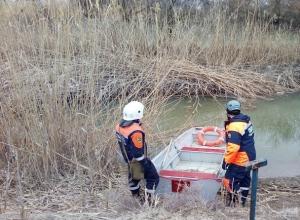 Спасатели выловили скелет давно пропавшей женщины на Ставрополье
