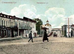 Чистокровные лошади и бриллианты: особняки, которые потерял Ставрополь