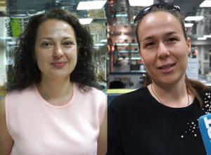 29 килограммов на двоих скинули покинувшие проект «Сбросить лишнее» Ира и Лена