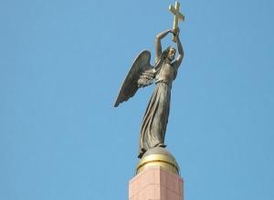Прежде и теперь: как в Ставрополе появился самый южный ангел в России